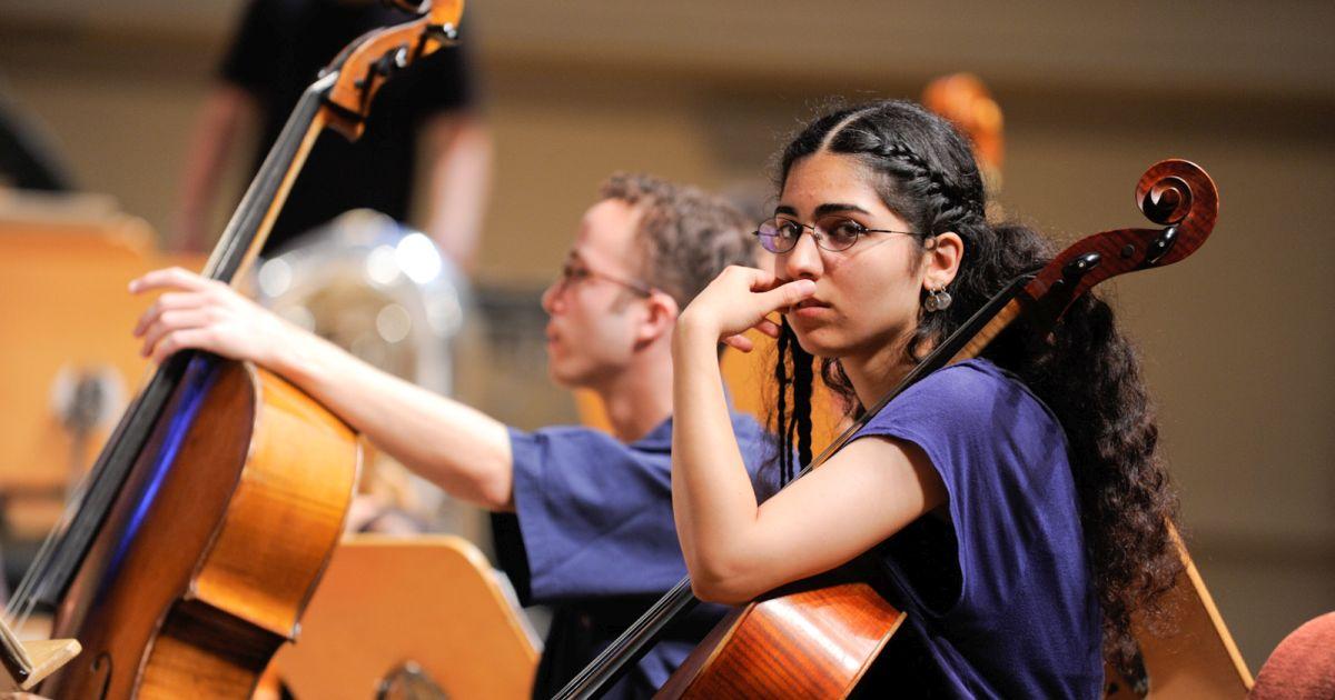 Deutsch-israelische Begegnung: Das Young Philharmonic Orchestra Jerusalem Weimar