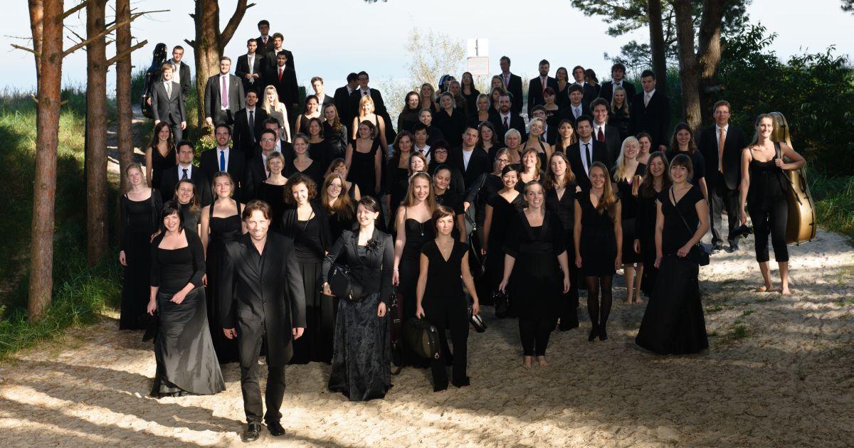 Baltic Youth Philharmonic gibt Debütkonzert in der Philharmonie Berlin