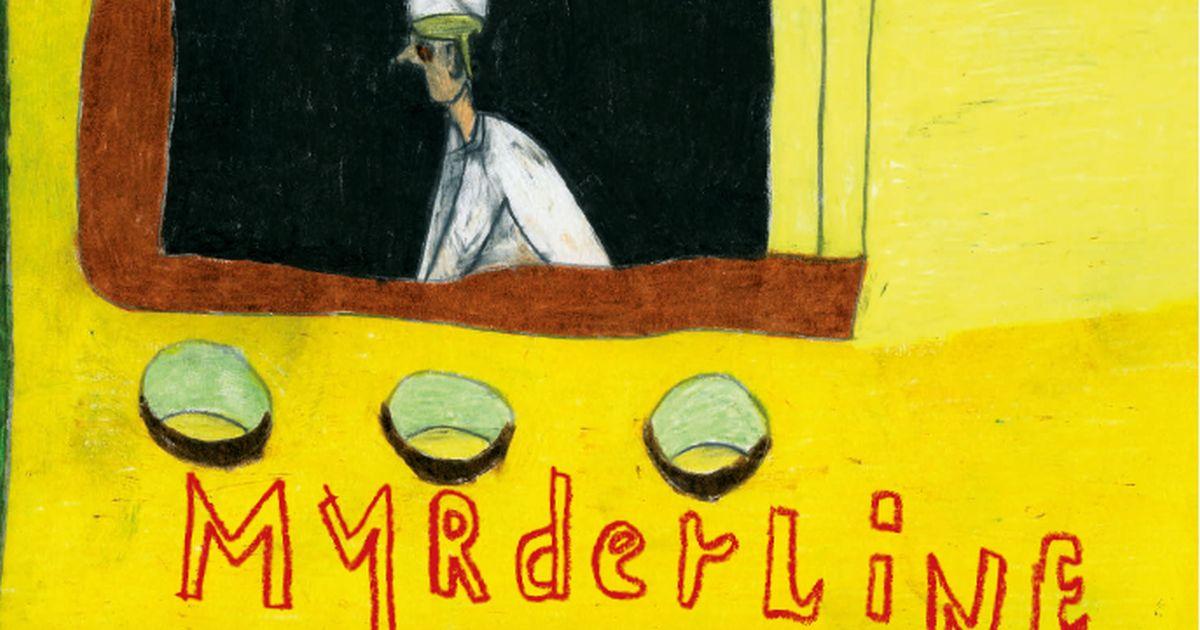Outsiderkunst im Hörbuch: Myrderline