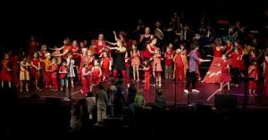 """22./23. März 2014: Konzert """"Wir Kinder vom Kleistpark"""" in der URANIA Berlin"""