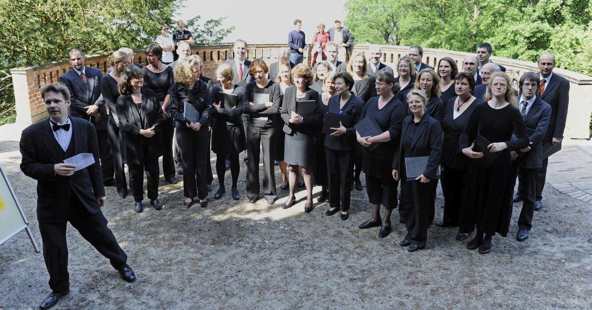 25. Mai 2014: Jesus Christus Kirche Dahlem