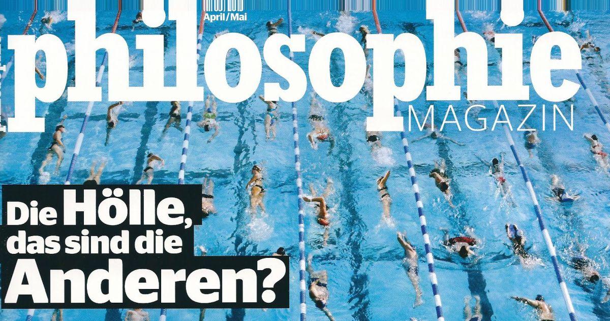 Das neue Philosophiemagazin ist da!