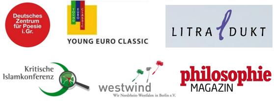 Logos einzelner Kunden