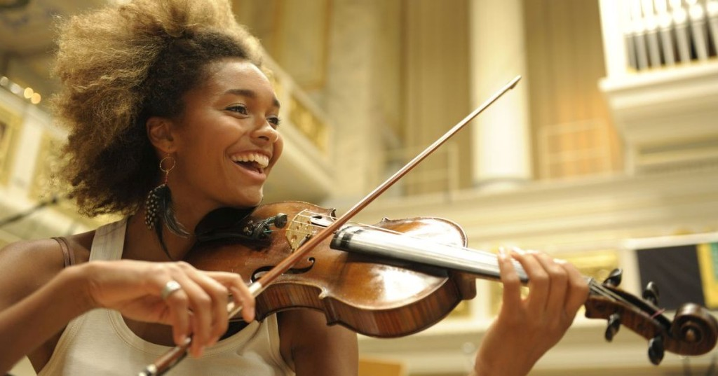 Young Euro Classic 2010 - Baltic Youth Philharmonic - Dirigent: Kristjan JŠrvi
