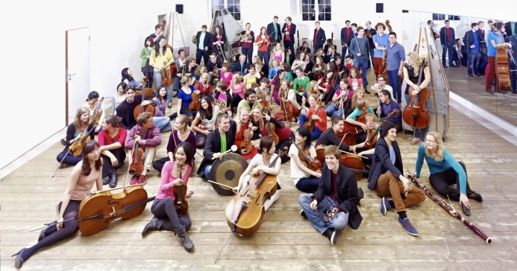 Junge Deutsche Philharmonie, Foto: Achim Reissner
