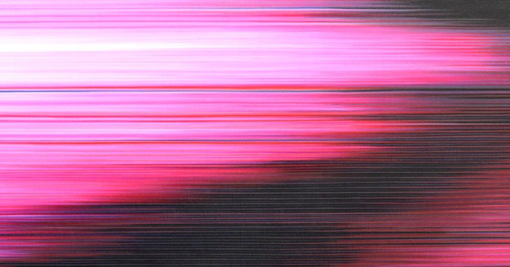 """Doris Marten """"Pink Paintings"""""""