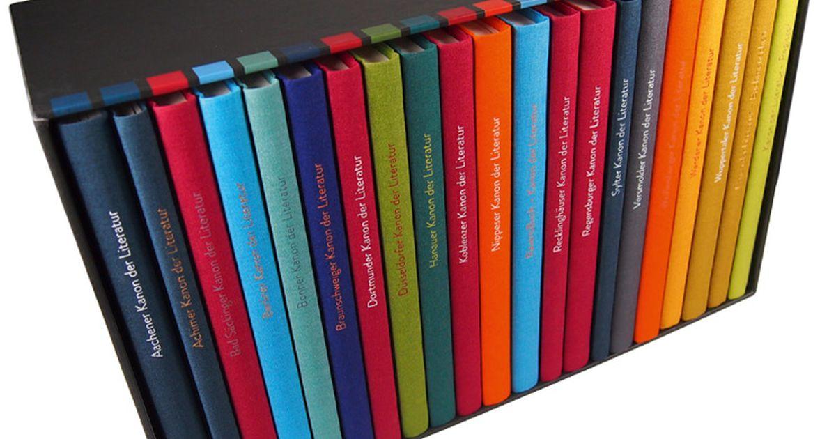 Der Deutsche Kanon der Literatur