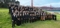 Jugendorchester Boston und San Francisco