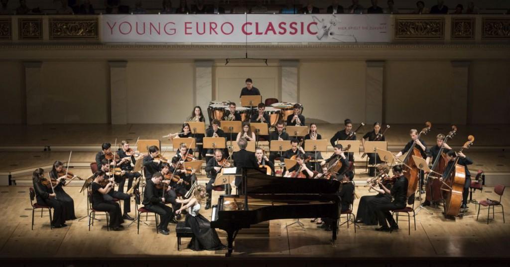 Young Euro Classic: Moritzburg Festival Orchester