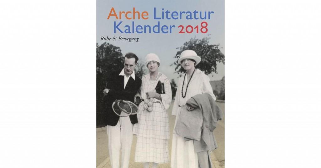 Arche Wochenkalender 2018