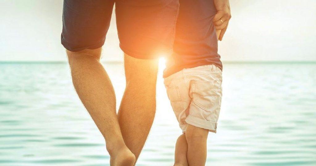 Geschichten aus dem Alltag von Vätern