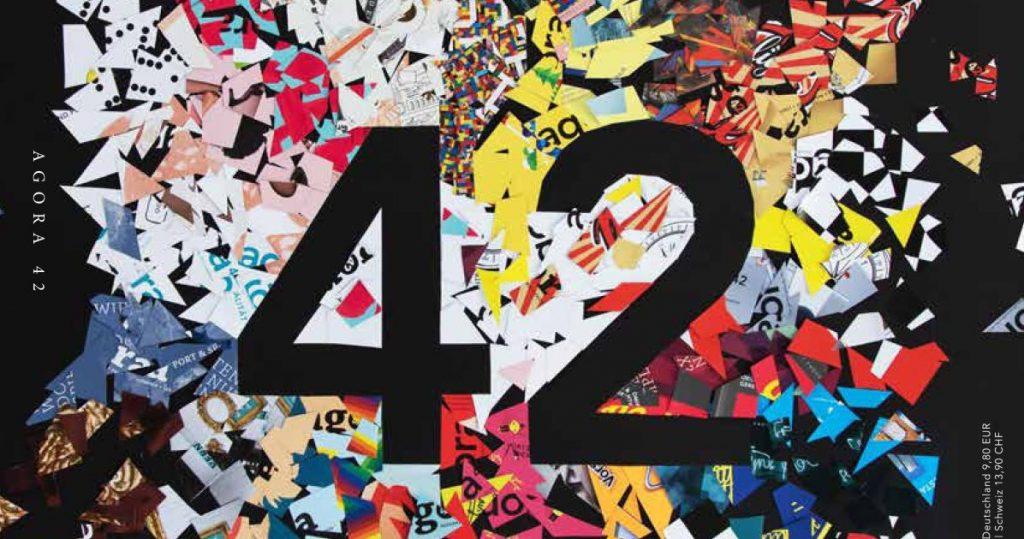 agora42 feiert Jubiläum