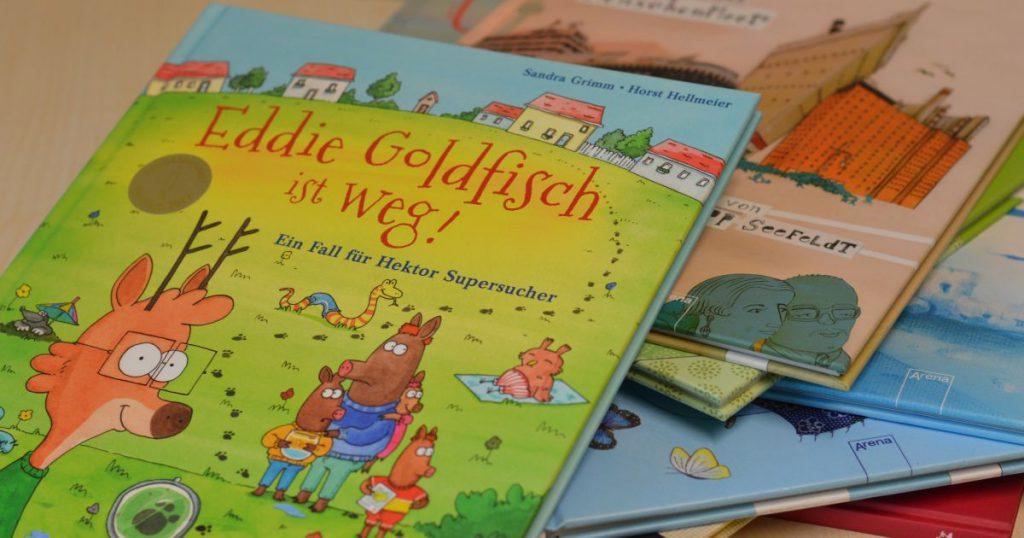 Bilderbuch-Illustratoren gesucht