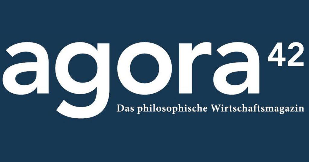 Neue Ausgabe von agora42