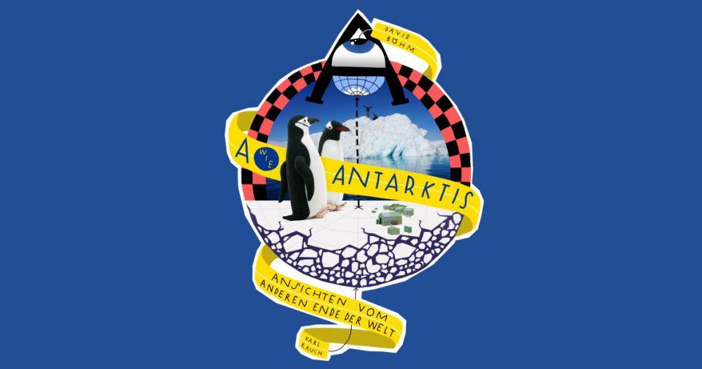Wer entdeckte die Antarktis?